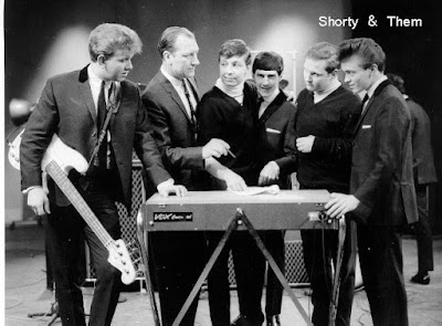 The Roadrunners (UK) / Shorty &Them - Star-Club Show 2