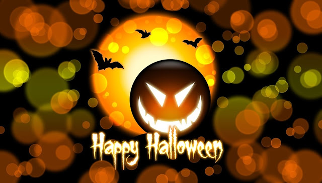 Happy Halloween Day 2016 HD Cards Pictures Pumpkin Images Wishes SMS Quotes & Sayings