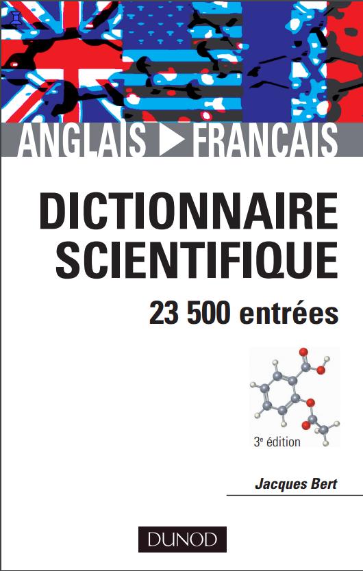 Dictionnaire Scientifique Anglais Francais Livre Gratuit
