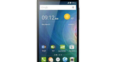 Acer Liquid Z330 Specifications