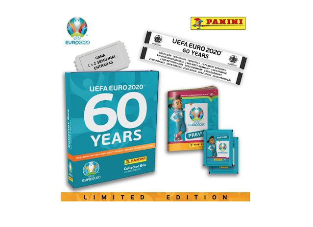 Limited Edition Anteprima Euro 2020