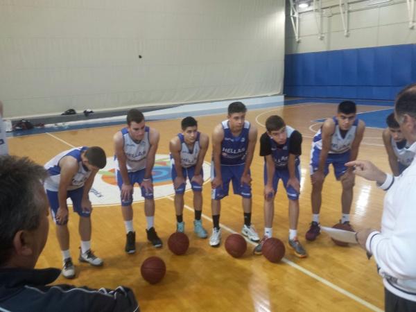 Σε τουρνουά στην Ισπανία η Εθνική Παίδων-Η αποστολή και το πρόγραμμα των αγώνων