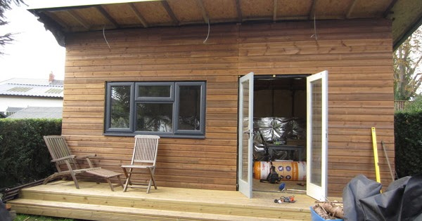 Shedworking: Garden office self-build guide