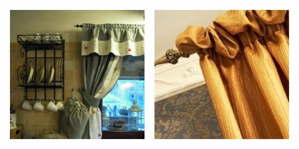 Consigli per la casa e l 39 arredamento montaggio tende for Idee tende camera da letto