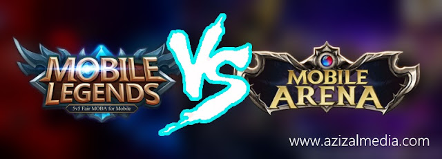 Bagusan Mobile Legends atau Mobile Arena ?