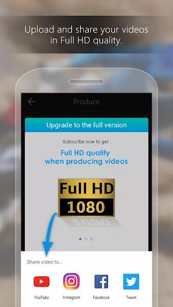 ActionDirector Video Editor (MOD, Premium Unlock)