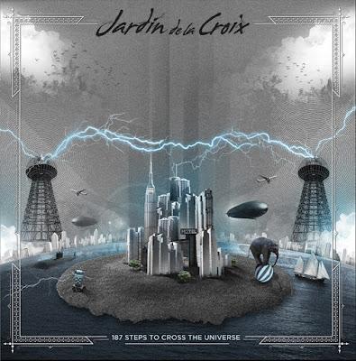 Jardín de la Croix - 187 Steps to Cross the Universe