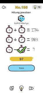 Kunci Jawaban Brain Out Level 195