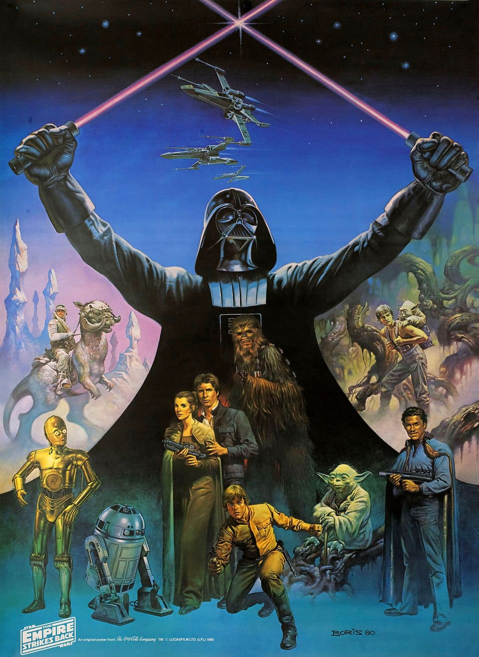 El Imperio Contraataca (1980)