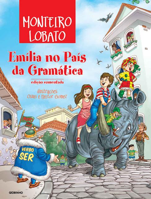 Emília no País da Gramática Monteiro Lobato