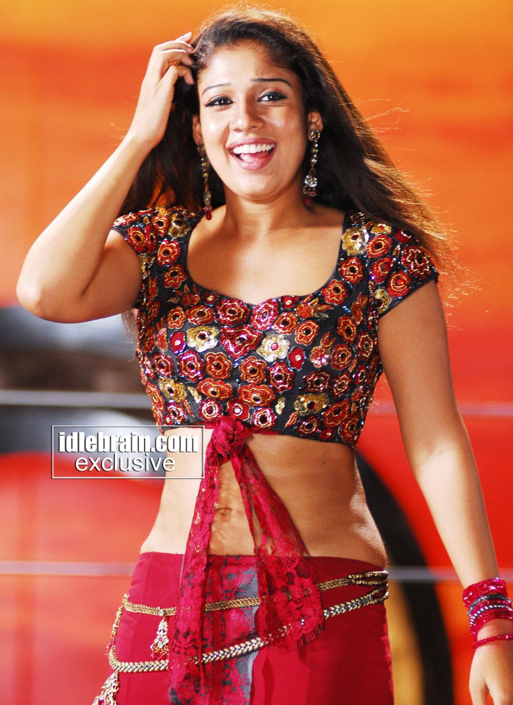 Nayanthara sexy navel