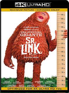 Mr. Link: El origen perdido (2019) BDRip [4K HDR] Latino [Google Drive] Panchirulo