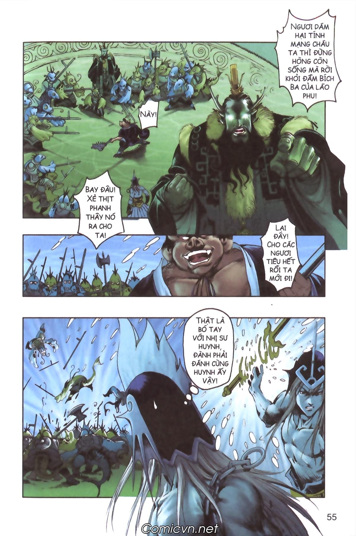 Tây Du Ký màu - Chapter 111 - Pic 15