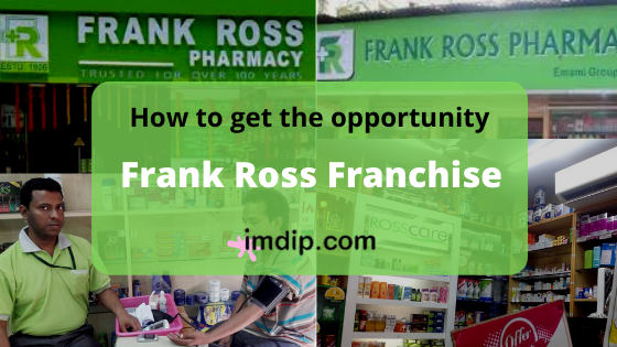 Frank ross franchise business, cost, investments,