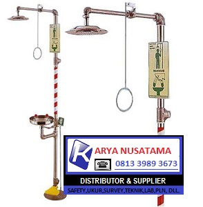Supplier Eyewash and Drench Shower EW-607 di Palangkaraya