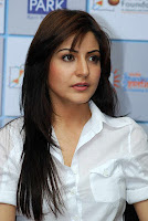 Anushka Sharma - the Bollywood actress