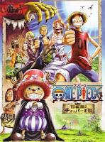 One Piece Movie 3 - Chinjuu-jima no Chopper Oukoku Subtitle Indonesia
