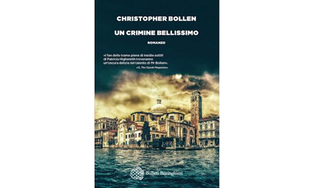 un crimine bellissimo di christopher bollen