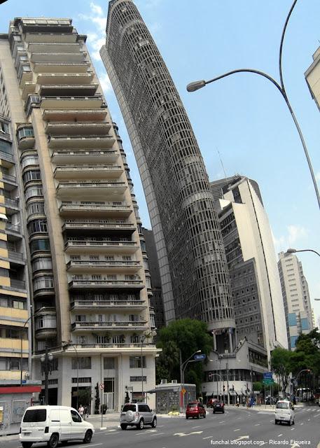 EDIFÍCIO ITÁLIA - SÃO PAULO - BRASIL