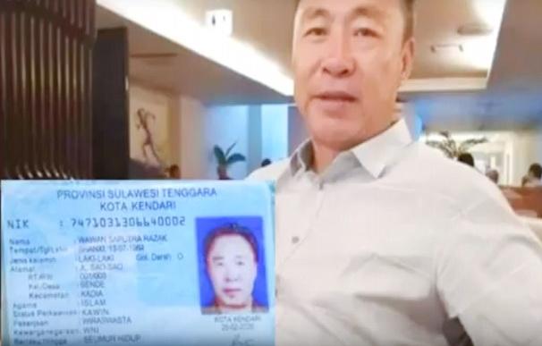TKA China Palsukan KTP, Gubernur Minta Polisi Segera Tangkap Pelaku