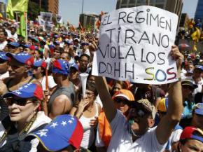 Venezuela: Oposição pede à ONU que monitore protestos e crise humanitária