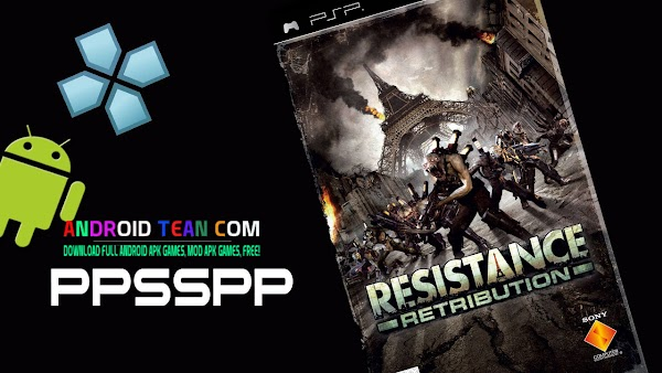 Resistance - Retribution ISO | PPSSPP Android