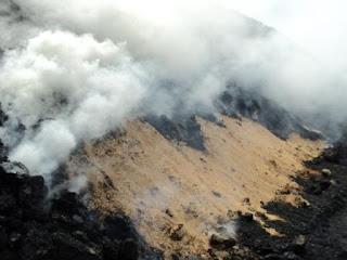 Batubara Terbakar