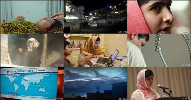 El me Nombro Malala (2015) DVDRip Latino