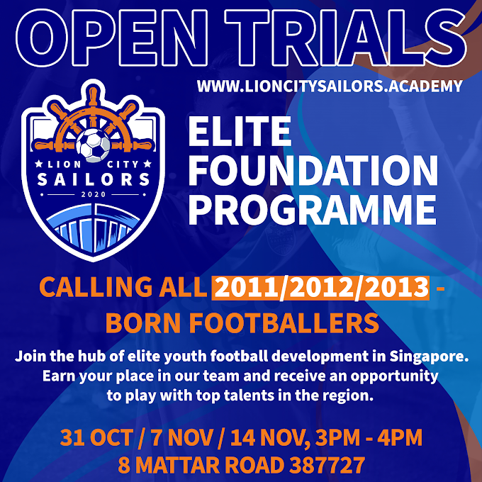 2011, 2012 & 2013 EFP Open Trials
