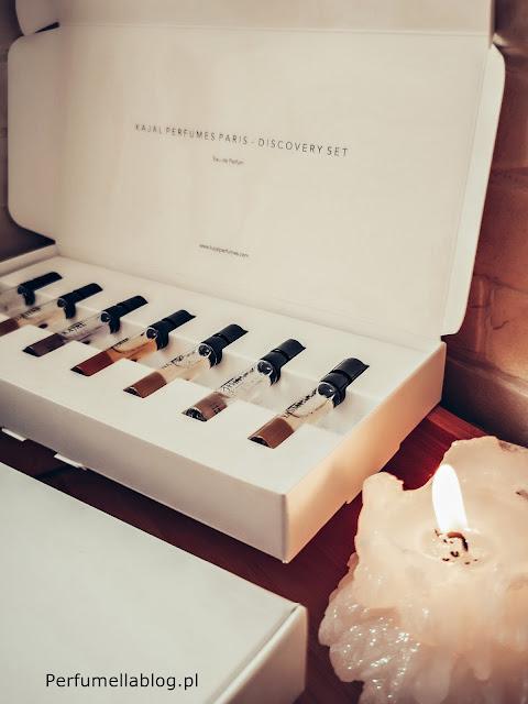 kajal perfumy próbki