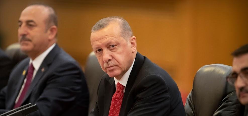 """Το """"σάλτο μορτάλε"""" του Ερντογάν…"""