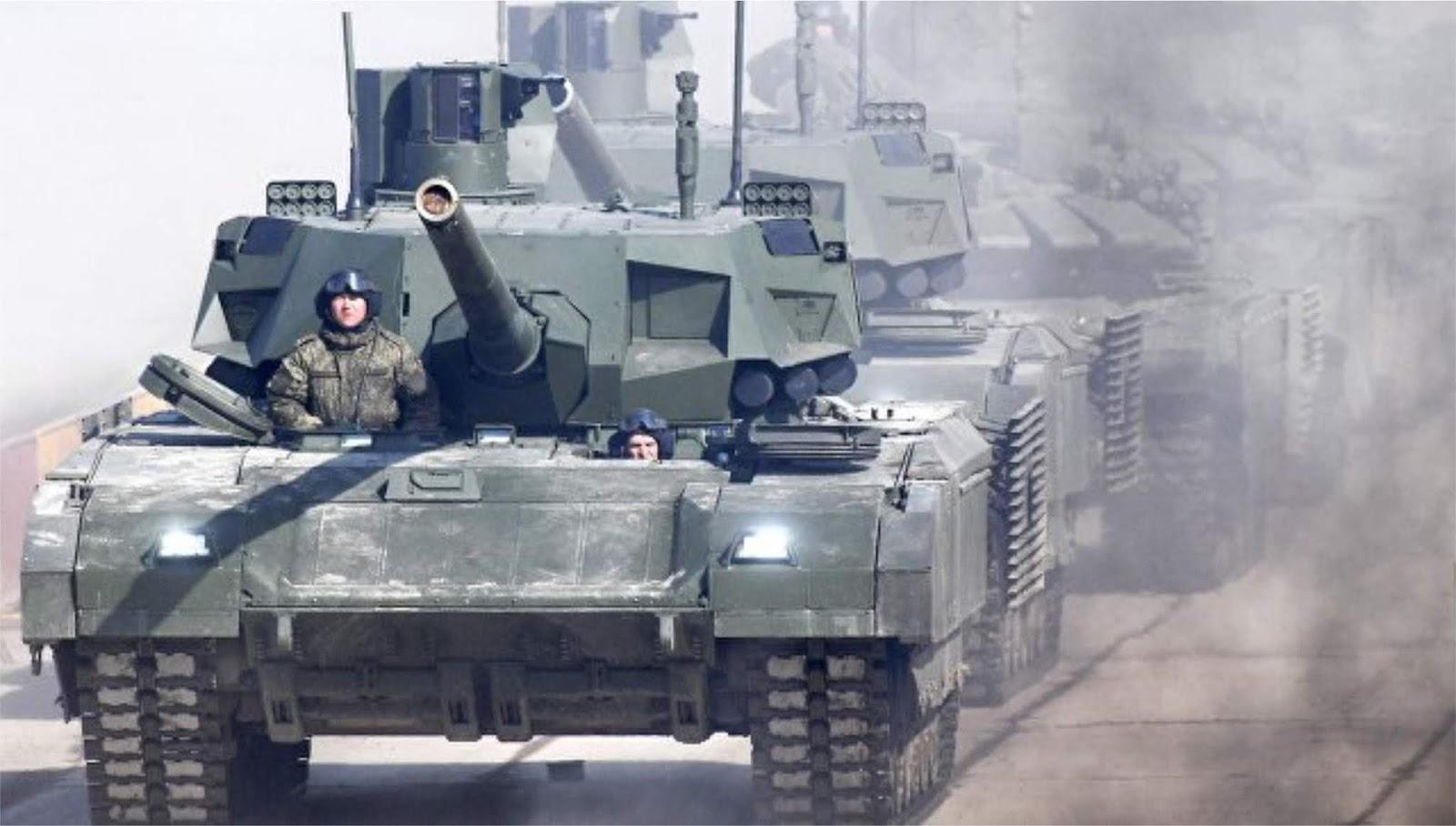 Rusia akan segera menyelesaikan amunisi kaliber 57 mm yang terkendali