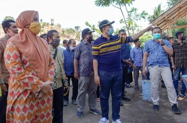 Didampingi IDP-Dahlan, Gubernur NTB Bantu Masjid dan Musholla di Soromandi