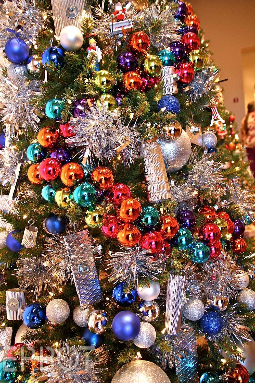 Christmas Greenery Garland