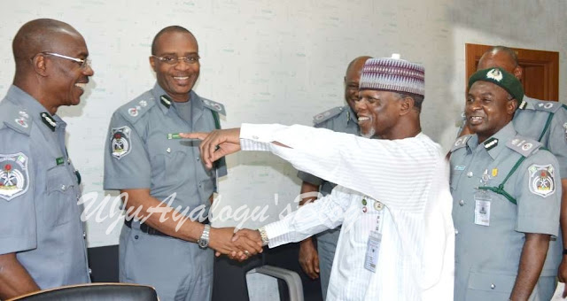 3 years jail term for smuggling one bag of rice into Nigeria – Customs CG, Ali
