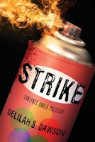 Strike by Delilah S. Dawson book cover and review