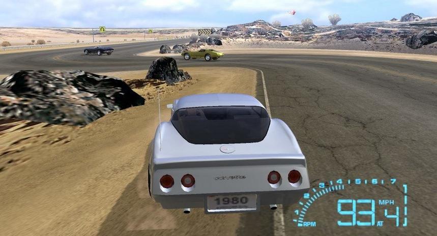 Corvette PC Full