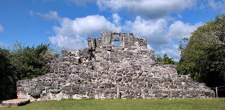 Zona arqueológica de San Gervasio, Cozumel Quintana Roo