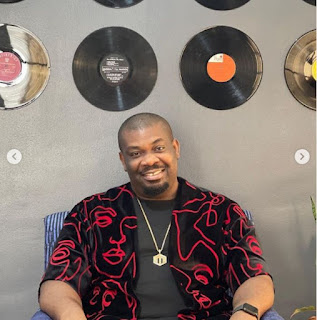 """""""Your Crown Is Useless If You Cannot Help Others Grow"""" – Don Jazzy"""
