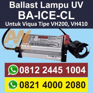 Ballast untuk Lampu UV Viqua/Sterilight VH200 dan VH410