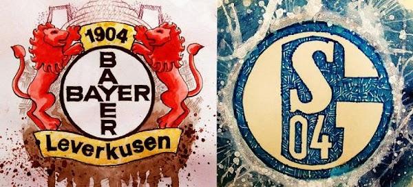 مشاهدة مباراة شالكه وباير ليفركوزن بث مباشر اليوم 14-06-2020 الدوري الالماني