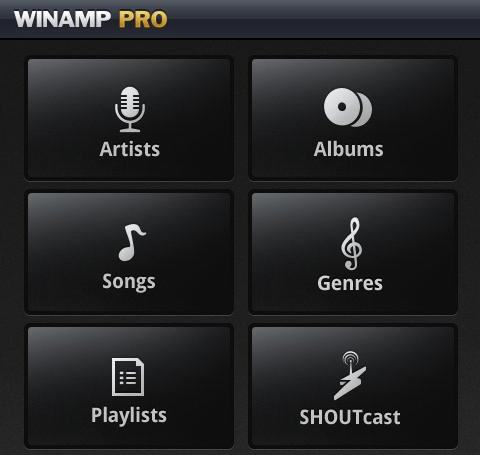 App Internetradio Android