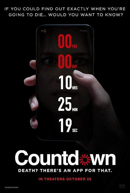 Sinopsis Film Horror Countdown (2019) - Anne Winters