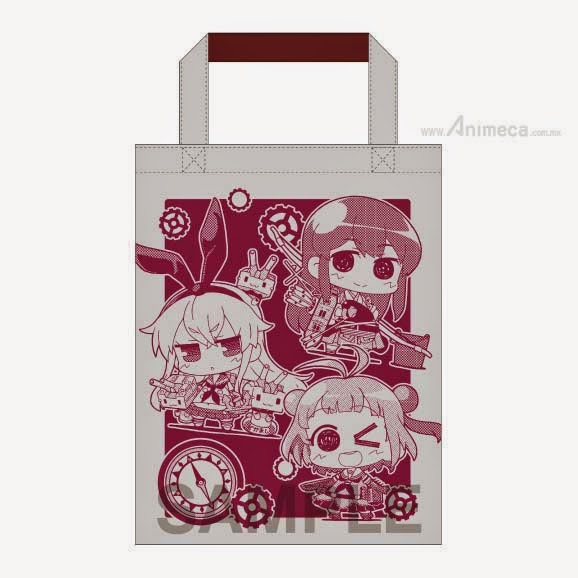 TOTE BAG Kantai Collection Part.2 Minicchu Bolsa KanColle