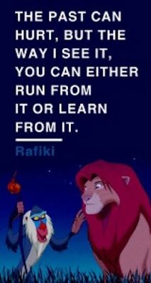 Excellence Lion King Quotes