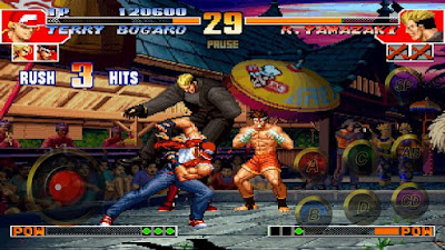 THE KING OF FIGHTERS Apk for Android [KOF]