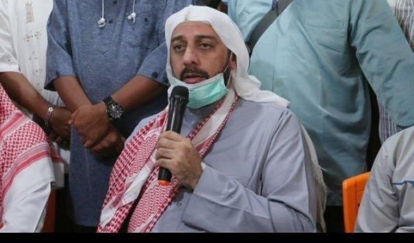 Syaikh Ali Jaber Positif Covid-19, Kondisinya Stabil