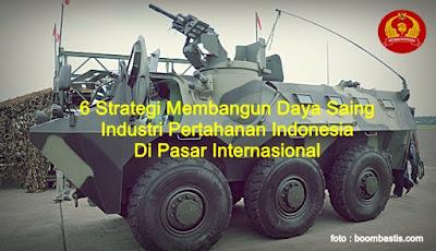 produk industri pertahanan indonesia