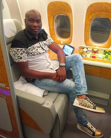 Lagos big boy Ismaila Mustapha flaunts $4m in cash