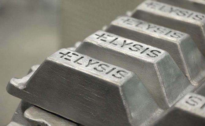 Apple seeks a new method to melt aluminum
